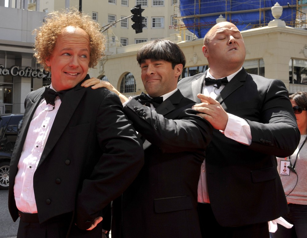 The World Premeire of The Three Stooges - Arrivals