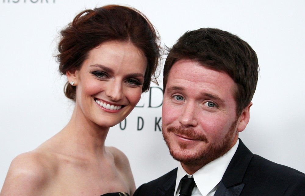 Lydia Hearst, Kevin Connolly