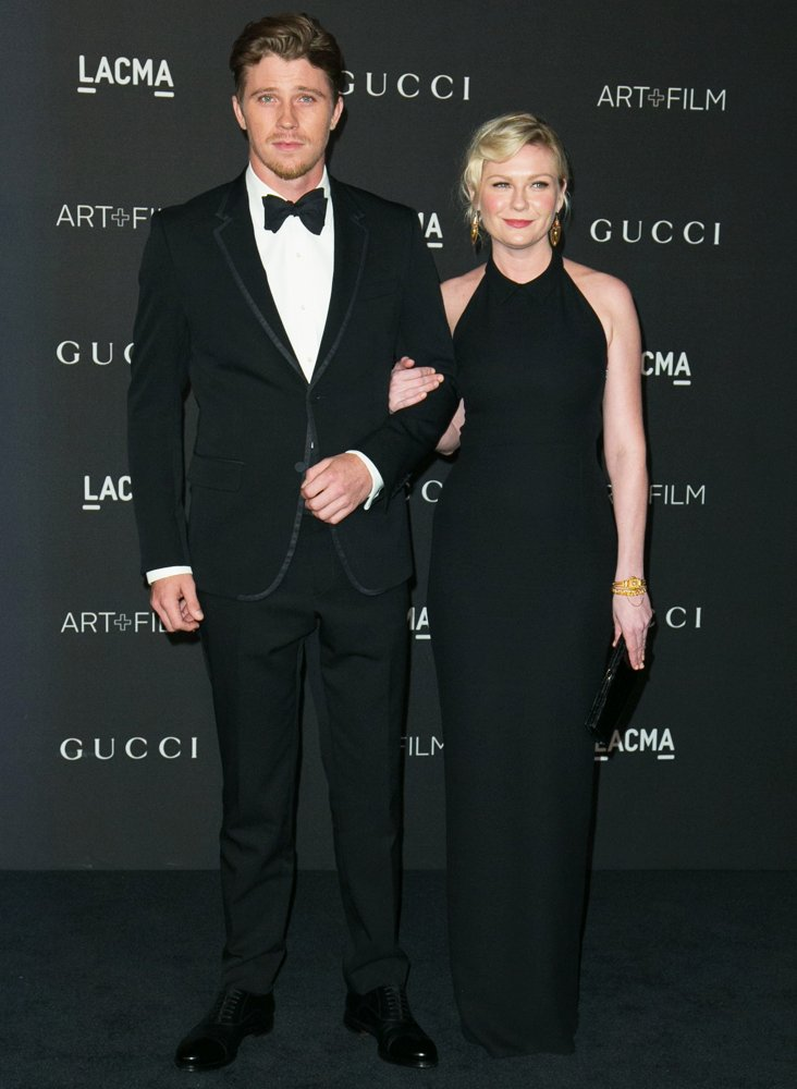 Garrett Hedlund, Kirsten Dunst<br>2014 LACMA Art + Film Gala Honoring Barbara Kruger and Quentin Tarantino Presented by Gucci