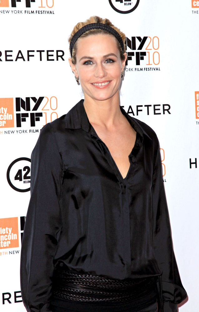 Cecile de France<br>48th New York Film Festival Closing Night 'Hereafter' Premiere