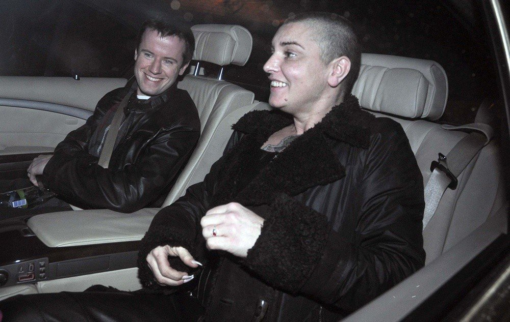 Barry Herridge, Sinead O'Connor