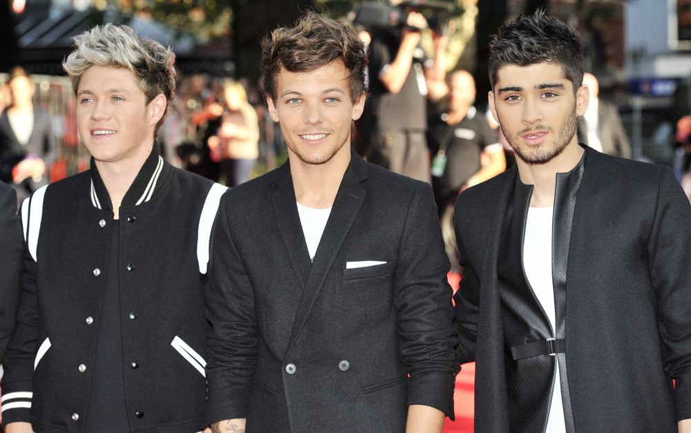 World Premiere of One Direction: This Is Us - Arrivals