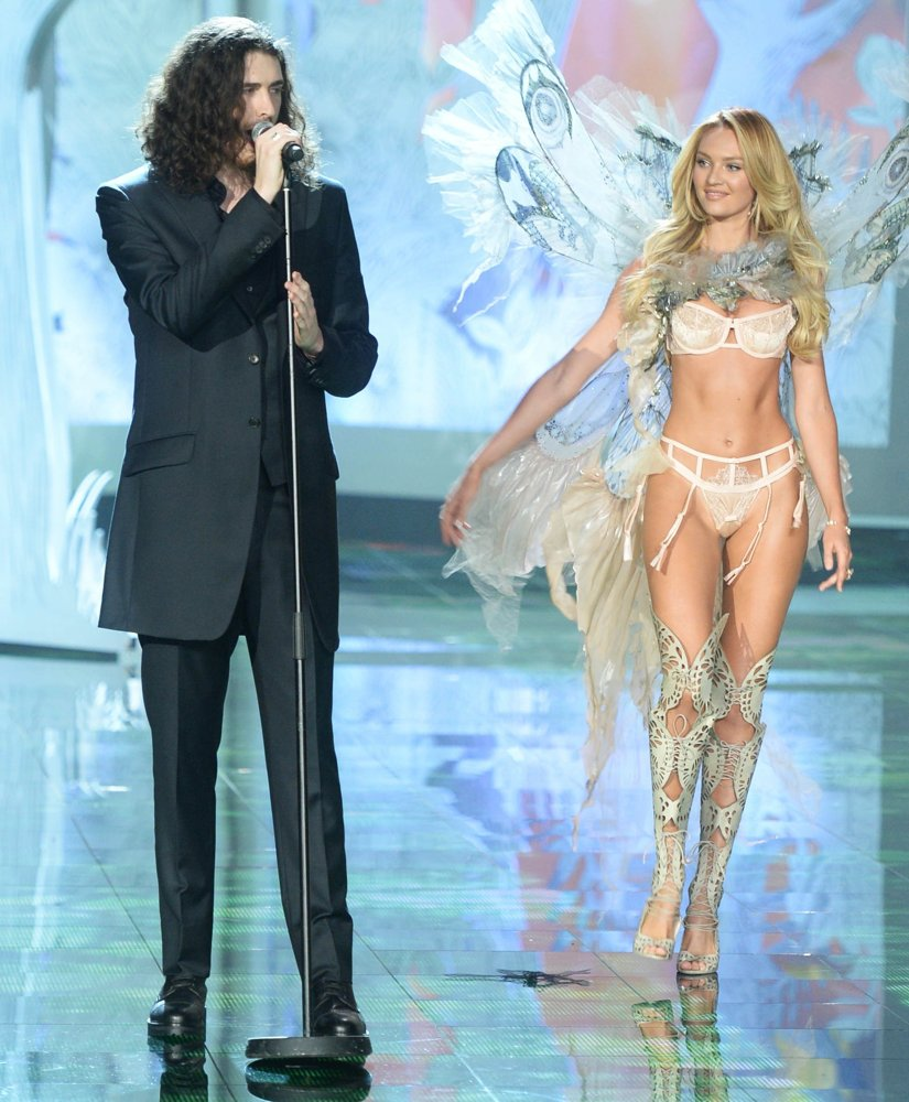 2014 Victoria's Secret Fashion Show Hozier Hozier