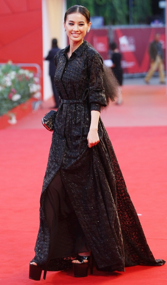 The 68th Venice Film Festival - Day 4 - Contagion - Premiere- Arrivals