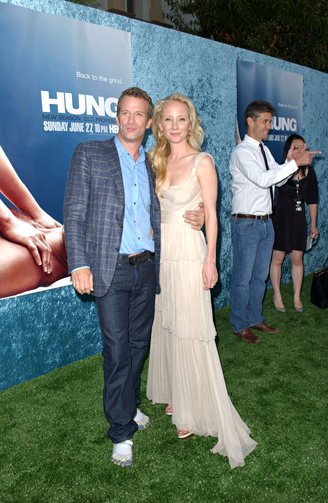 Thomas Jane, Anne Heche