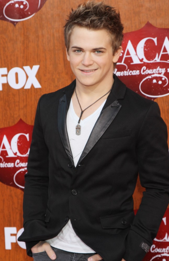 Hunter Hayes<br>2011 American Country Awards - Arrivals