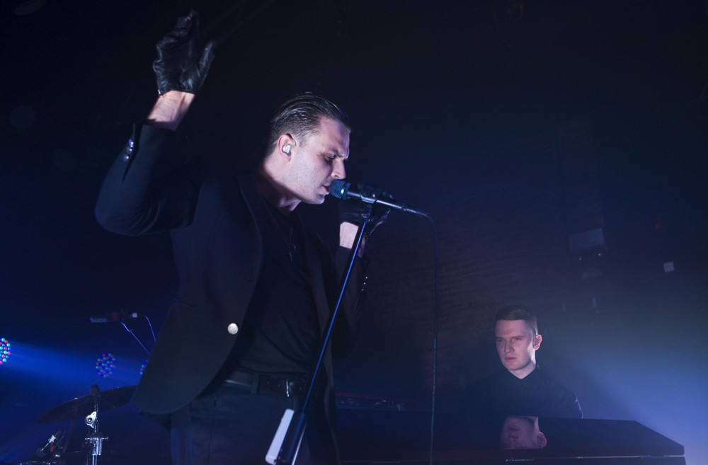 Hurts<br>Hurts Playing A Headline Gig