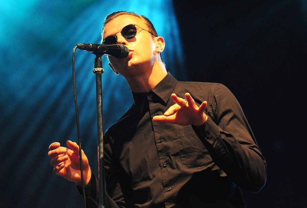 Hurts<br>V Festival - Day Two