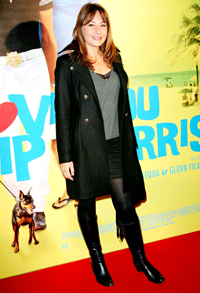 The French premiere of 'I Love You Phillip Morris'