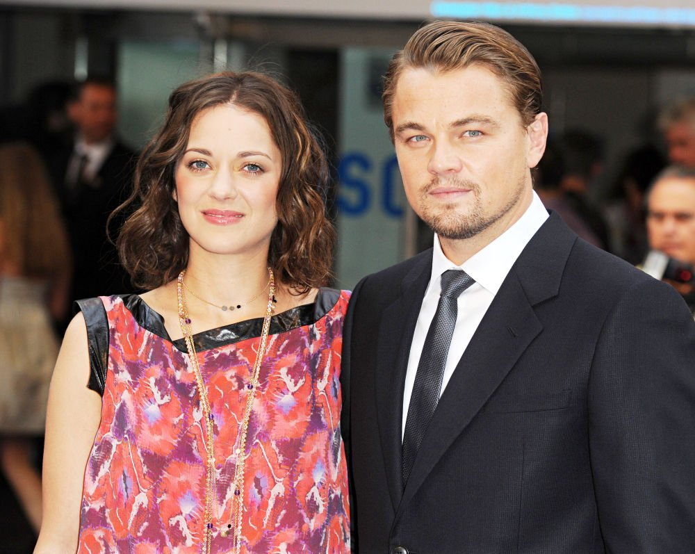 The UK Premiere of Inception - Arrivals