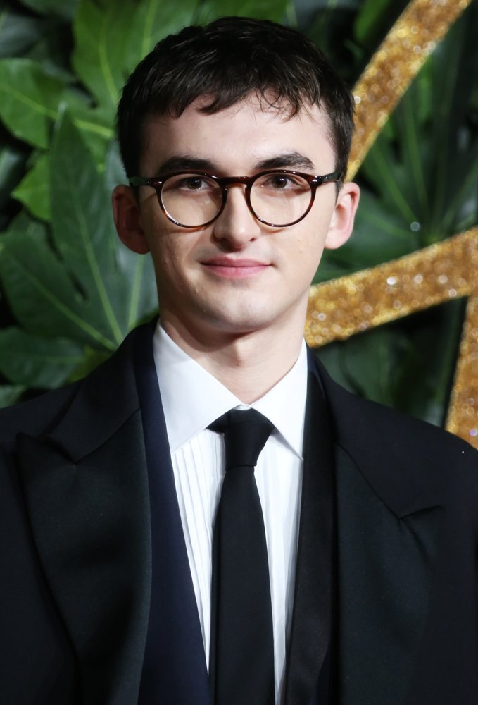 Isaac Hempstead-Wright<br>The British Fashion Awards 2018 - Arrivals