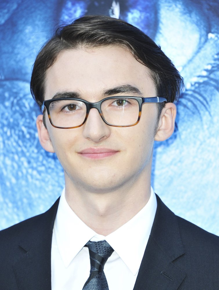 Isaac Hempstead-Wright<br>Game of Thrones Season 7 Premiere
