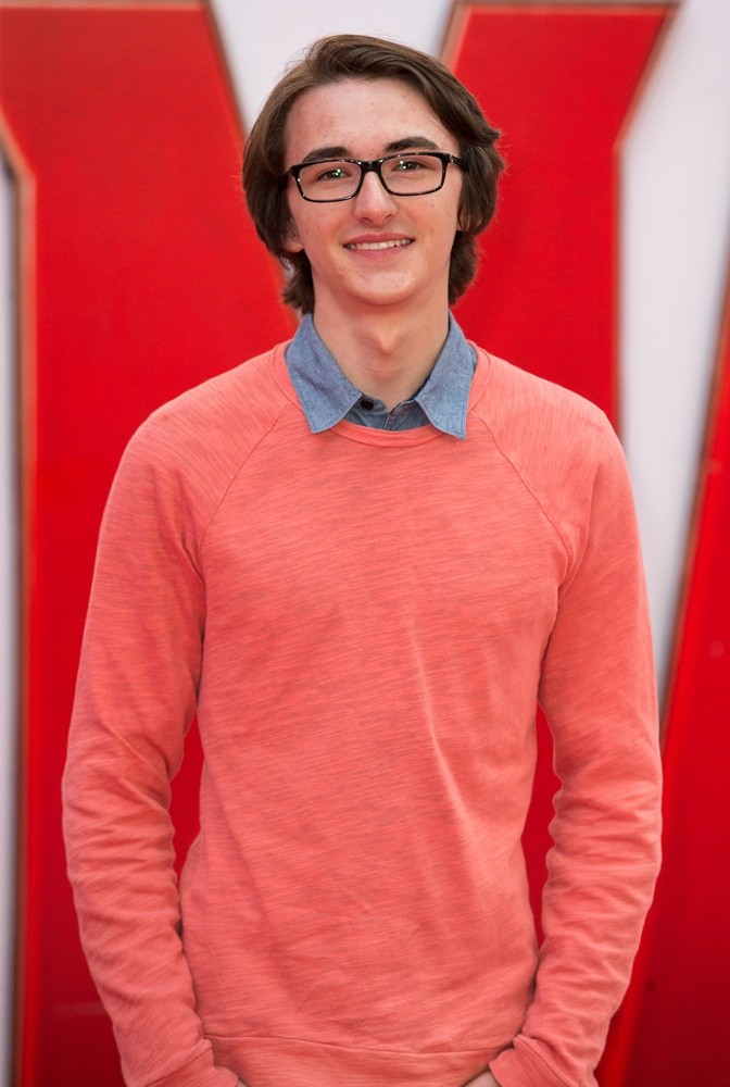 Isaac Hempstead-Wright<br>The European Premiere of Ant Man - Arrivals
