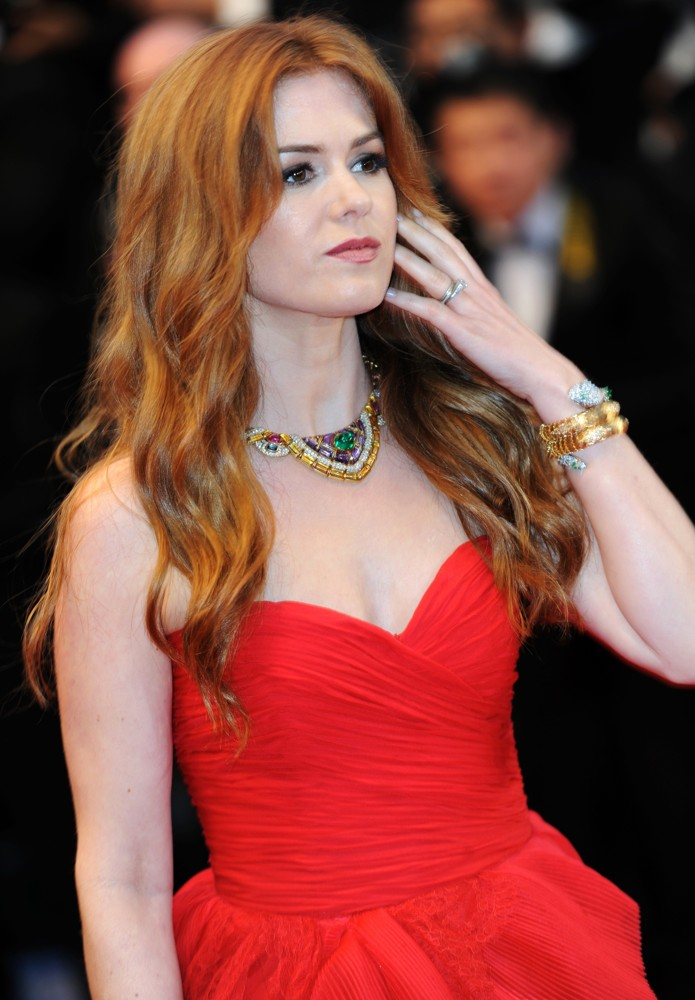Isla Fisher<br>Opening Ceremony of The 66th Cannes Film Festival - The Great Gatsby - Premiere