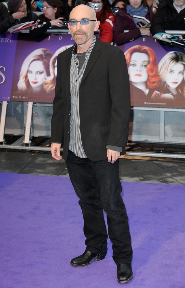 Jackie Earle Haley<br>UK Premiere of Dark Shadows - Arrivals