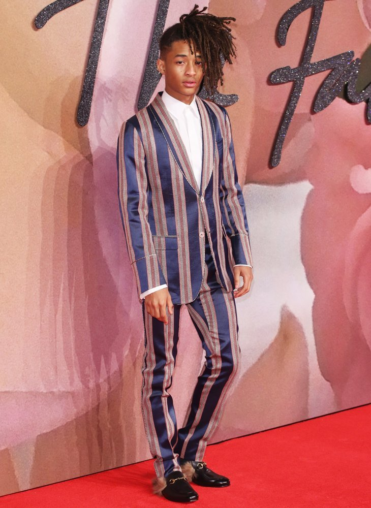 Jaden Smith<br>The Fashion Awards 2016 - Arrivals