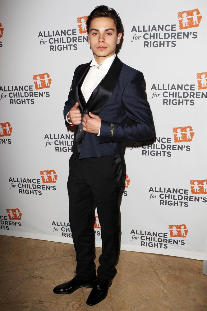 Jake T. Austin<br>The Alliance for Children's Rights 22nd Annual Dinner