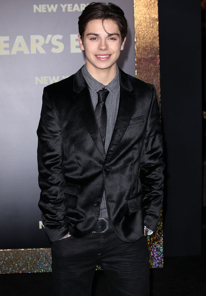 Jake T. Austin<br>Los Angeles Premiere of New Year's Eve