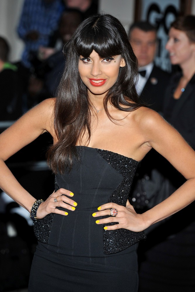 Jameela Jamil<br>GQ Men of The Year Awards 2011 - Arrivals