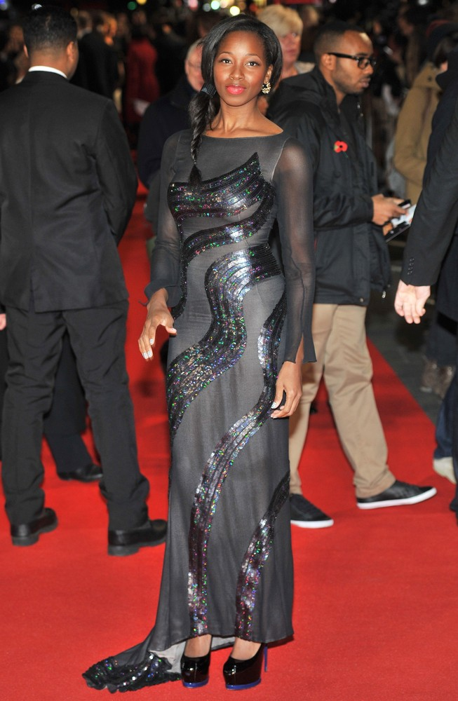 Jamelia<br>The World Premiere of Gambit