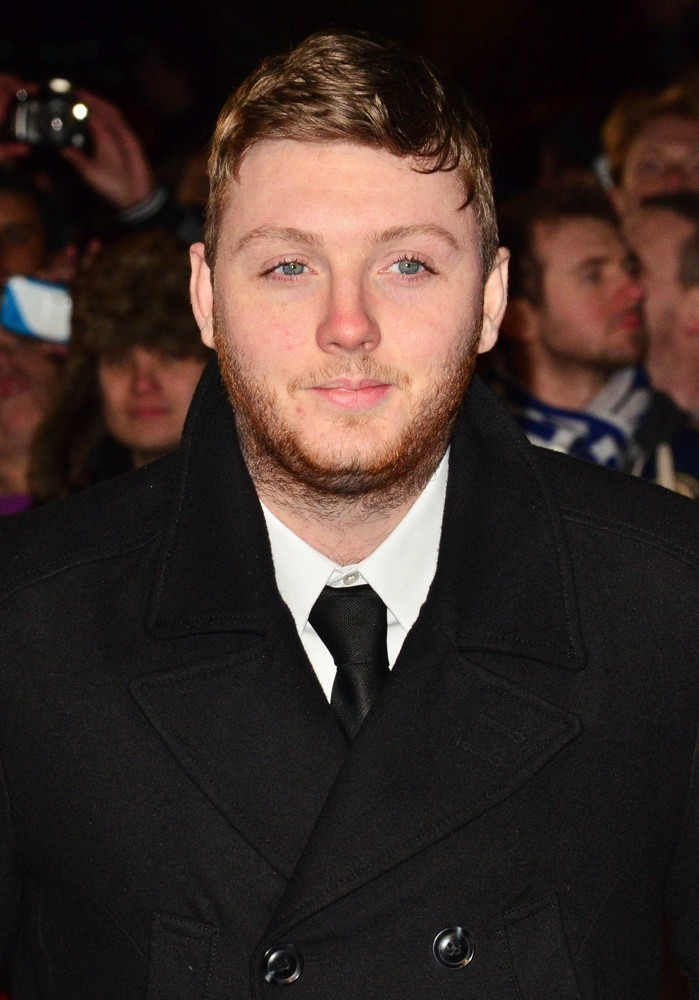 James Arthur<br>The UK Premiere of Django Unchained - Arrivals