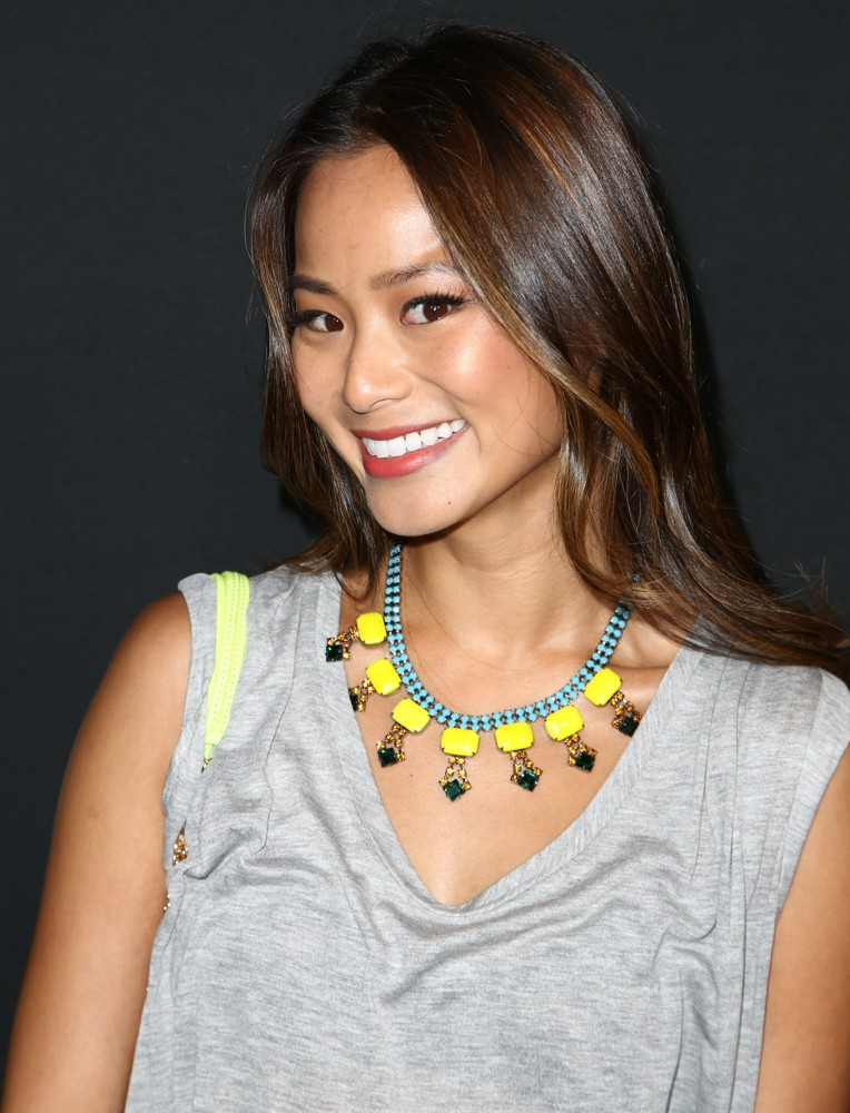 Jamie Chung<br>Myspace Event - Arrivals