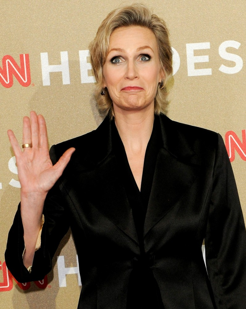 Jane Lynch<br>CNN Heroes: An All-Star Tribute - Arrivals