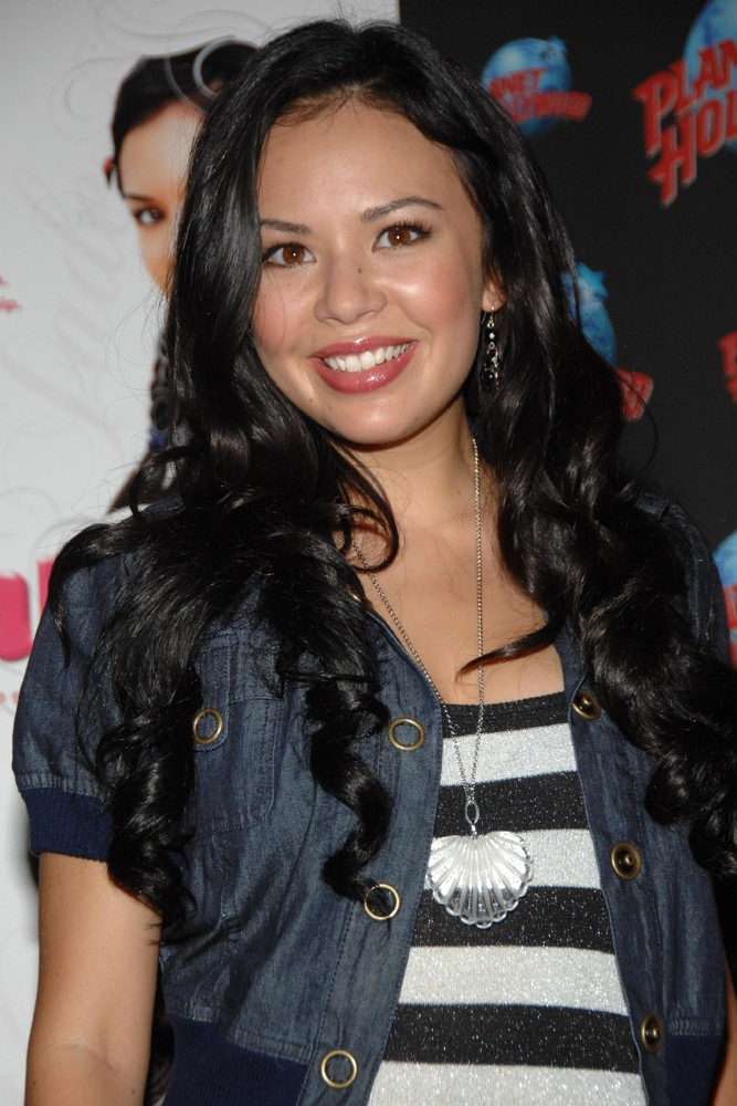 Janel parrish bratz movie consider, that