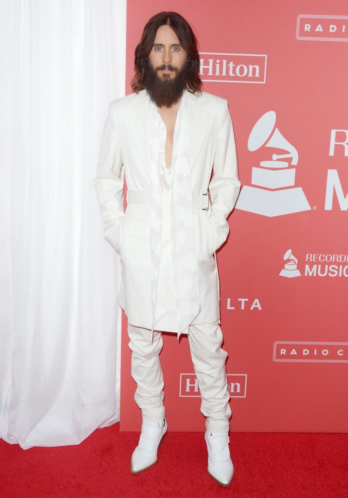 Jared Leto, 30 Seconds to Mars<br>2018 MusiCares Person of The Year - Red Carpet Arrivals