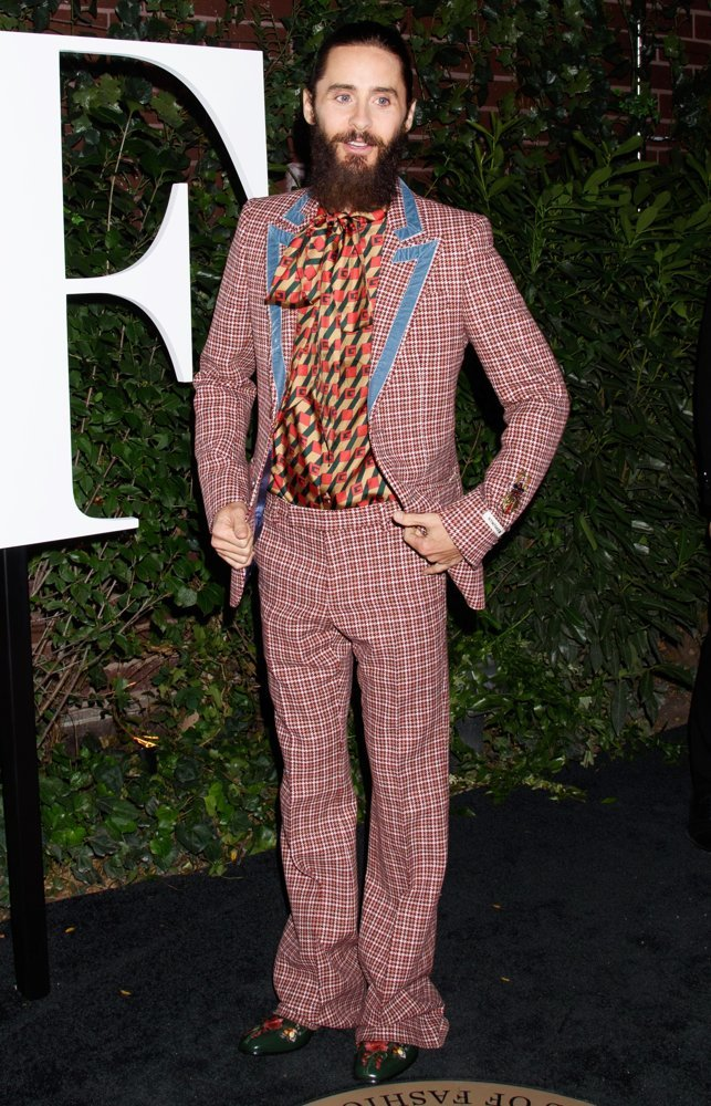 Jared Leto, 30 Seconds to Mars<br>The Business of Fashion Celebrates The BoF500