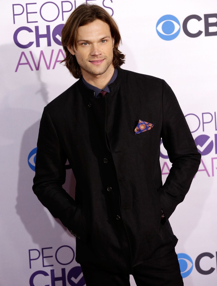 Jared Padalecki<br>People's Choice Awards 2013 - Red Carpet Arrivals
