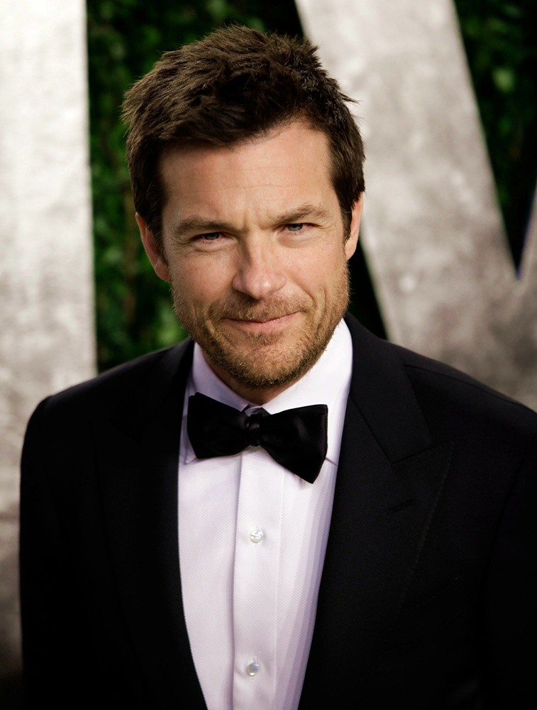 Jason Bateman Celebrates Two Emmy Nods With Wife At Ozark: Justice Society Of America Fan Cast
