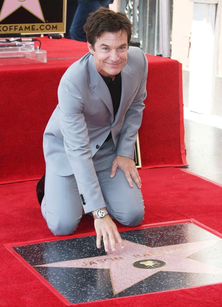 Jason Bateman<br>Jason Bateman Honored with Star on The Hollywood Walk of Fame