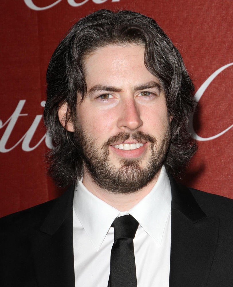 The 39-year old son of father Ivan Reitman and mother Geneviève Robert, 180 cm tall Jason Reitman in 2017 photo