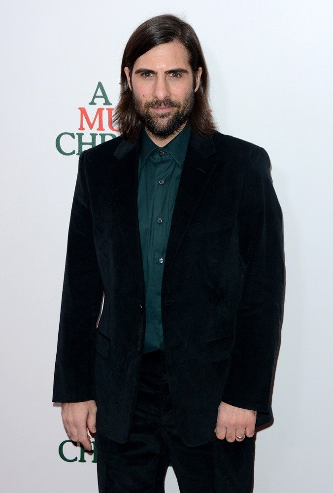 Jason Schwartzman<br>A Very Murray Christmas New York Premiere - Red Carpet Arrivals