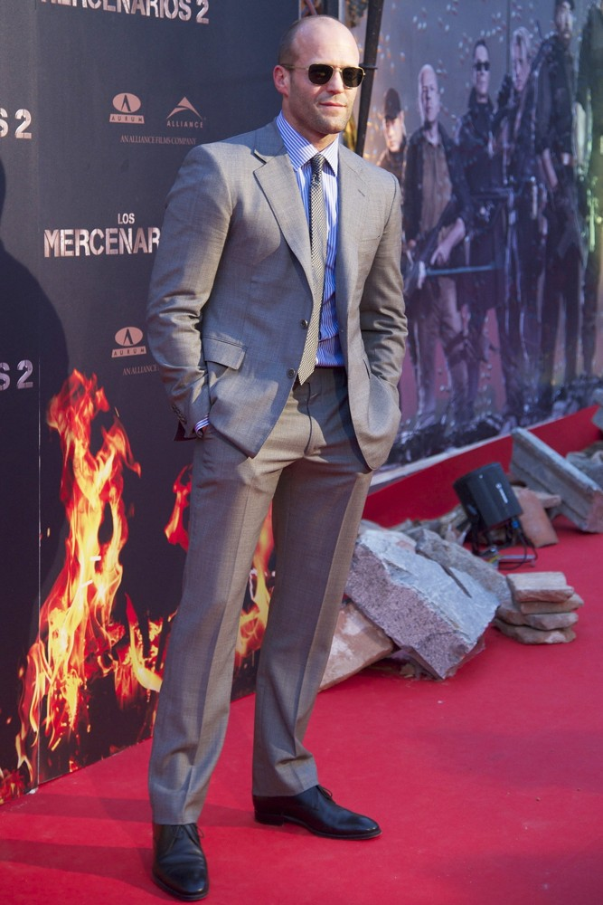 Spanish The Expendables 2 Premiere
