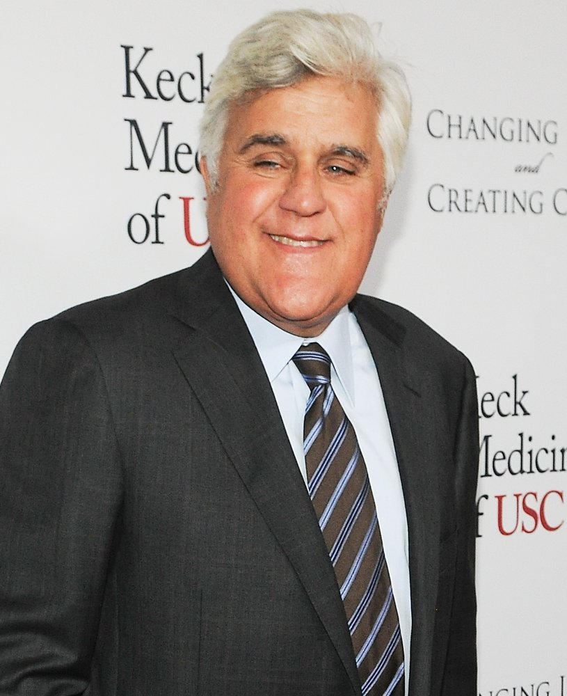 how tall is jay leno