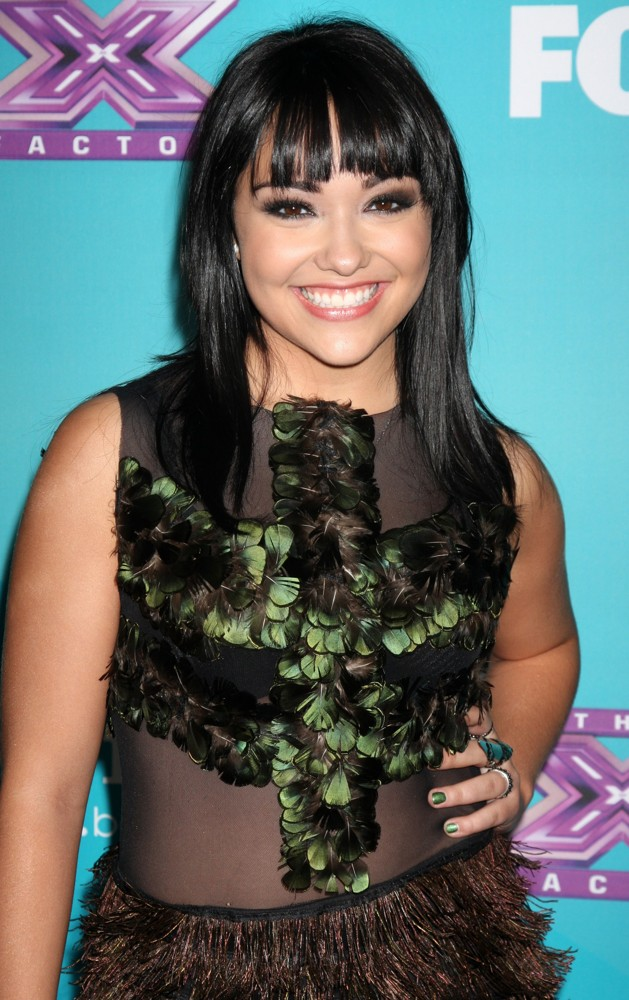 Jennel Garcia<br>FOX's The X Factor Finalists Party - Arrivals
