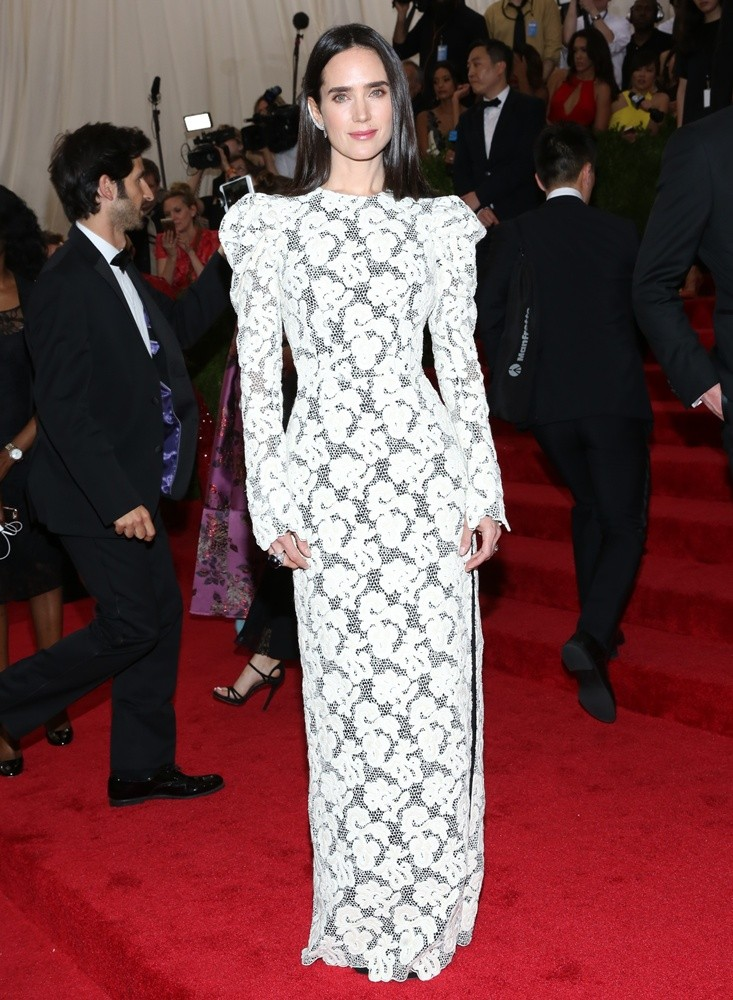 Jennifer Connelly<br>China: Through The Looking Glass Costume Institute Benefit Gala - Red Carpet Arrivals