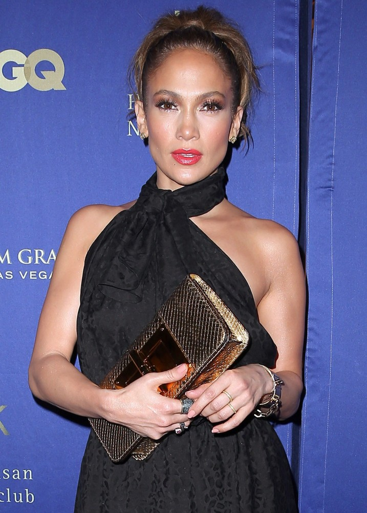 Jennifer Lopez<br>All-Star Red Carpet Affair to Celebrate Nightclub Grand Opening