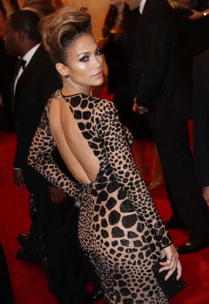 Jennifer Lopez<br>PUNK: Chaos to Couture Costume Institute Gala