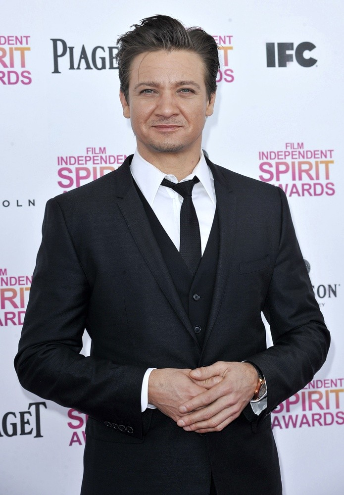 Jeremy Renner<br>2013 Film Independent Spirit Awards - Arrivals