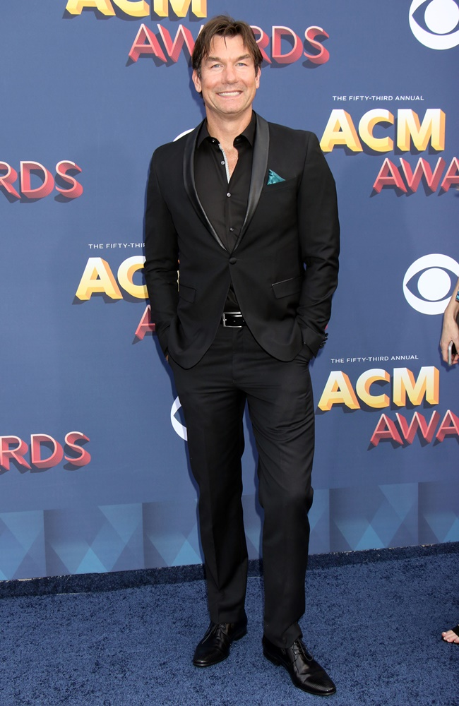 Jerry O'Connell<br>53rd Academy of Country Music Awards - Arrivals