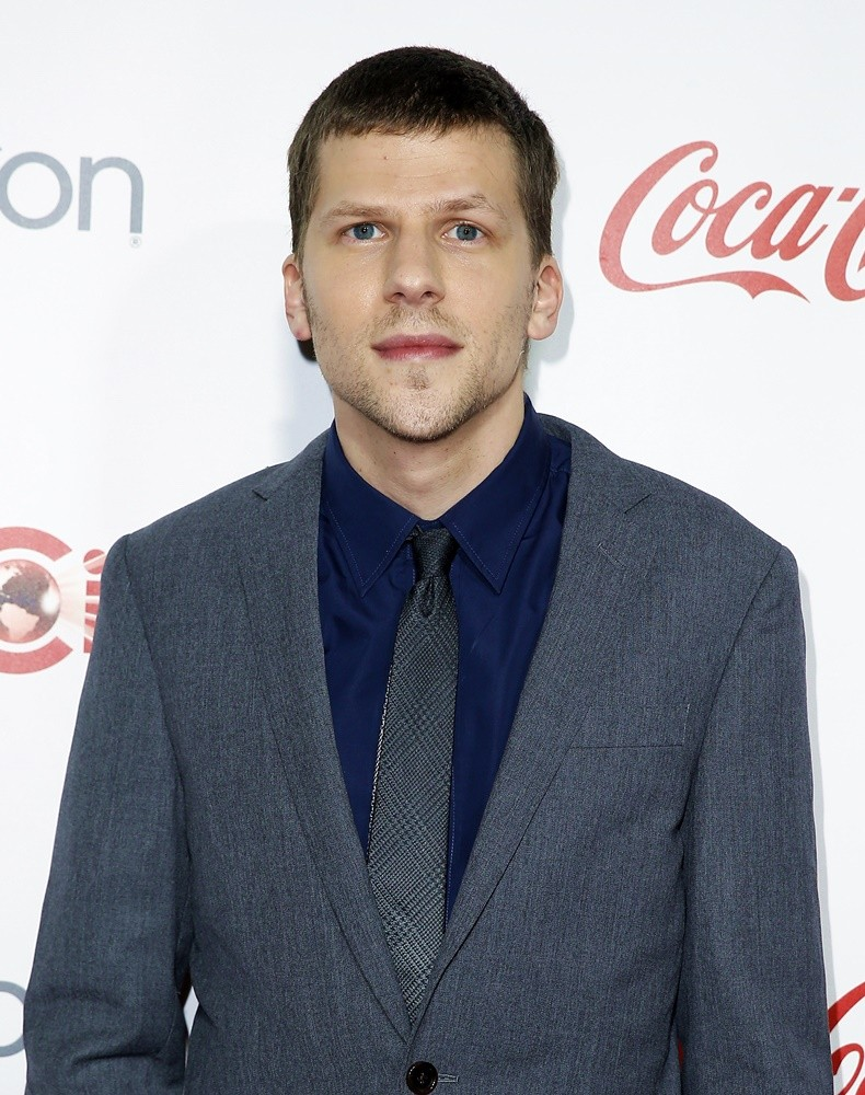 Jesse Eisenberg Picture 106 - CinemaCon 2016 - The CinemaCon Big ...