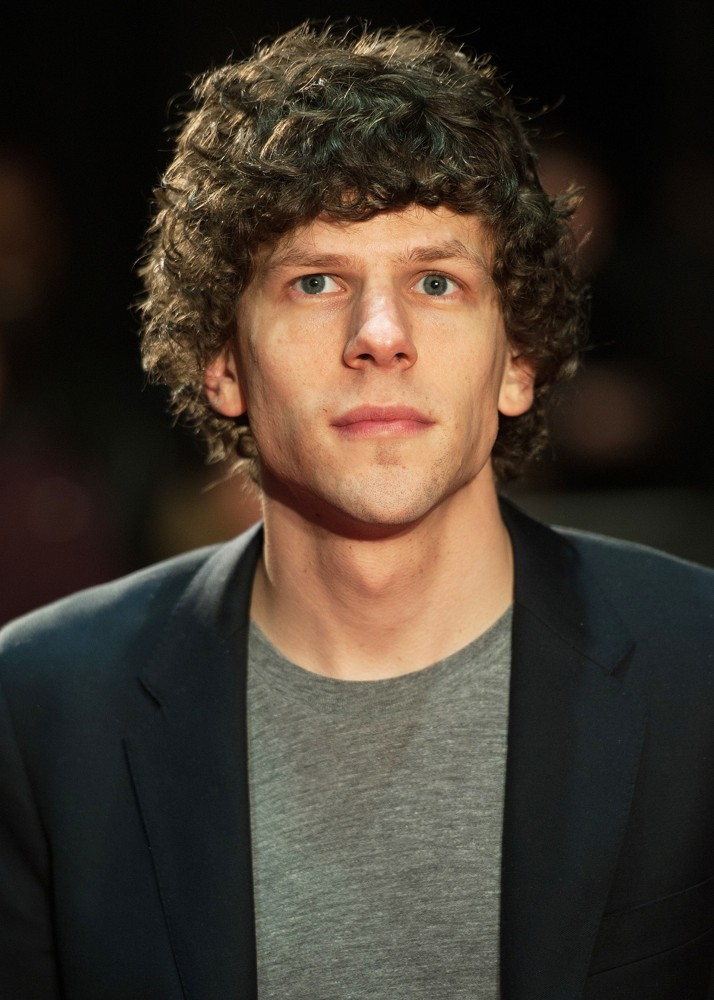 Jesse Eisenberg in Talks for 'Suicide Squad' - jesse-eisenberg-57th-bfi-london-film-festival-01