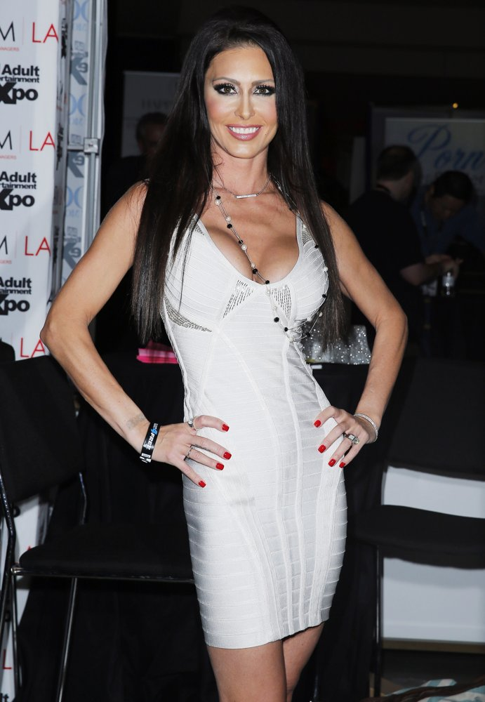 Jessica Jaymes<br>AVN Adult Entertainment Expo