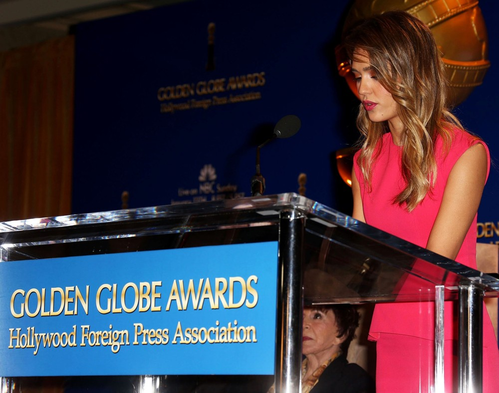70th Annual Golden Globe Awards Nominations Announcement