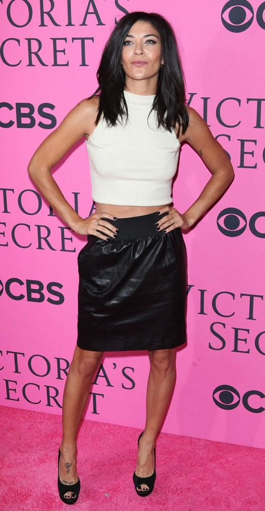 Jessica Szohr<br>The 2012 Victoria's Secret Fashion Show