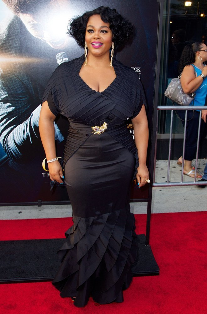 Jill Scott Picture 48 New York Premiere Of Get On Up Red Carpet Arrivals