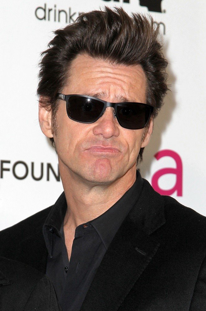 jim carrey st annual elton john aids foundation s oscar viewing party